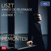 Liszt: Années de pèlerinage II, S.161 de Francesco Piemontesi