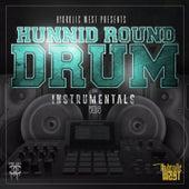 Hunnid Round Drum Instrumentals, Vol. 6 by Hydrolic West