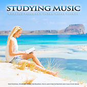 Studying Music: Relaxing Piano and Ocean Waves Sounds For Studying, Study Aid, Music For Reading, Focus and Concentration and Calm Study Music de Studying Music