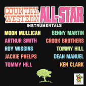 Country & Western All Star Instrumentals von Various