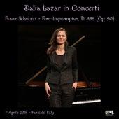 Dalia Lazar in Concerti - Franz Schubert - Four Impromptus, D. 899 (Op. 90) by Dalia Lazar