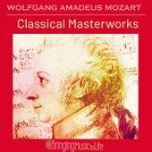 Wolfgang Amadeus Mozart Classical Masterworks de Various Artists