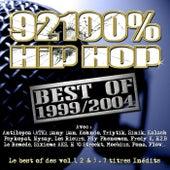92100% Hip Hop Best Of 1999/2004 de Various Artists