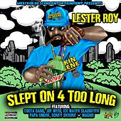 Slept on 4 Too Long by Lester Roy