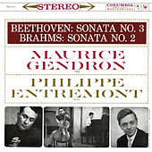 Beethoven: Cello Sonata No. 3, Op. 69 - Brahms: Cello Sonata No. 2, Op. 99 (Remastered) by Maurice Gendron