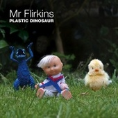 Plastic Dinosaur by Mr Flirkins