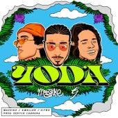 Yoda by Muzzike