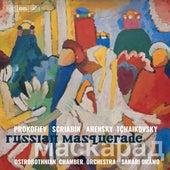 Russian Masquerade de Various Artists
