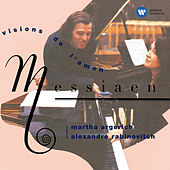 Messiaen: Visions de l'Amen by Martha Argerich