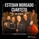 20 años (En 20 canciones) de Esteban Morgado
