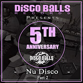 Best Of 5 Years Of Nu Disco, Pt. 2 - EP by Various Artists
