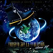 Imperio 360 la Evolución, Vol. 17 (Dándole la Vuelta al Mundo) [En Vivo] von Various Artists