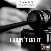 I Didn't Do It by Bambo the Rapper