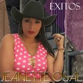Jeanette Osal: Exitos de Jeanette Osal