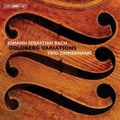 J.S. Bach: Goldberg Variations, BWV 988 (Arr. Trio Zimmermann for Violin, Viola & Cello) von Trio Zimmermann