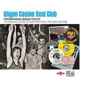 Wigan Casino Soul Club - Club Soul Vol. 5 von Various Artists