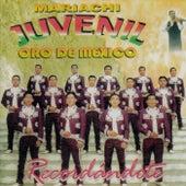 Recordándote de Mariachi Juvenil Oro de Mexico