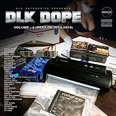DLK Dope Volume 4 (Best of 2014-2018) van Various Artists