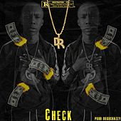Check by D.R.