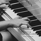 24 Preludes Op.28 de Honoka Hasegawa