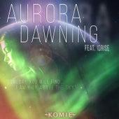 Aurora Dawning by Komie