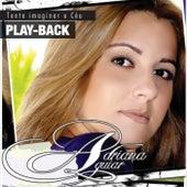 Tente Imaginar o Céu (Playback) by Adriana Aguiar