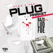 Plug Market (feat. Lud Foe) de Bazo