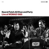 Live at WOMAD 1985 de Nusrat Fateh Ali Khan