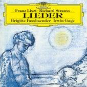 Liszt / Richard Strauss: Lieder (Selection) von Brigitte Fassbaender