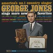 Sings More New Favorites by George Jones