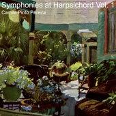 Symphonies at Harpsichord Vol. 1 by Camila Pinto Pereira
