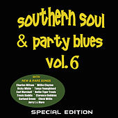 Southern Soul & Party Blues, Vol. 6 (Special Edition) de Various Artists