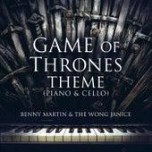 Game of Thrones Theme (Piano & Cello) by Benny Martin