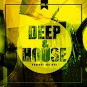 Deep & House (Groovy Bar Tunes), Vol. 4 - EP de Various Artists