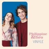 Vinyle de Philippine et Théo