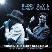 Bringin' The Blues Back Home by Buddy Guy