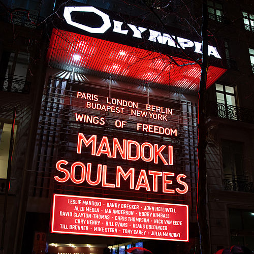 Wings Of Freedom (Live in Berlin) von Man Doki Soulmates