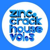 Crackhouse, Vol. 3 by DJ Zinc