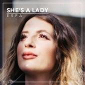 She's a Lady de Espa