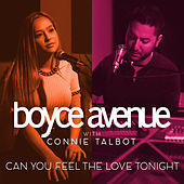 Can You Feel the Love Tonight de Boyce Avenue