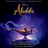 Aladdin (Originalt Dansk Soundtrack) de Various Artists