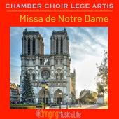 Missa de Notre Dame by Chamber Choir Lege Artis