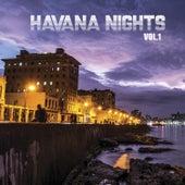 Havana Nights, Vol.1 de Various Artists