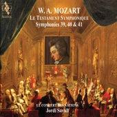 Mozart: The Symphonic Testament de Jordi Savall