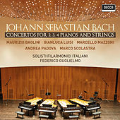 Bach: Concertos For 2, 3, 4 Pianos & Strings by Maurizio Baglini