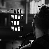 Take What You Want by Newton Faulkner