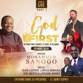 God First, Pt. 1 (Live) von Various Artists