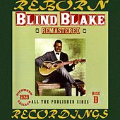 Complete Recorded Works, Vol. 4 (1929) (HD Remastered) by Blind Blake