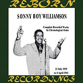 Complete Recorded Works, Vol. 3 (1939-1941) (HD Remastered) de Sonny Boy Williamson I