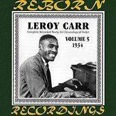 Complete Recorded Works, Vol. 5 (1934) (HD Remastered) de Leroy Carr